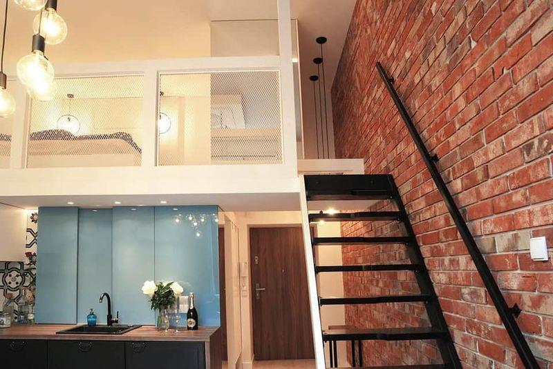 Wnętrze apartamentu 01